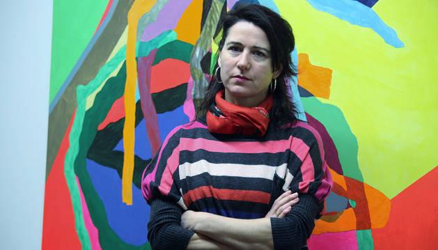 Elba Martínez en una imagen de archivo.