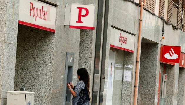 Condenan al Santander a devolver una compra de acciones del Popular