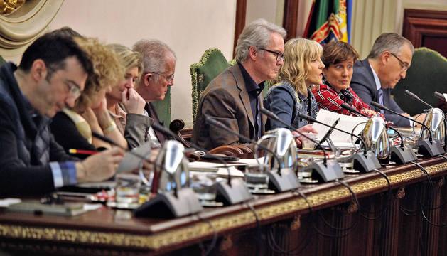 UPN y PSN no apoyan la ordenanza del euskera y la consideran ilegal