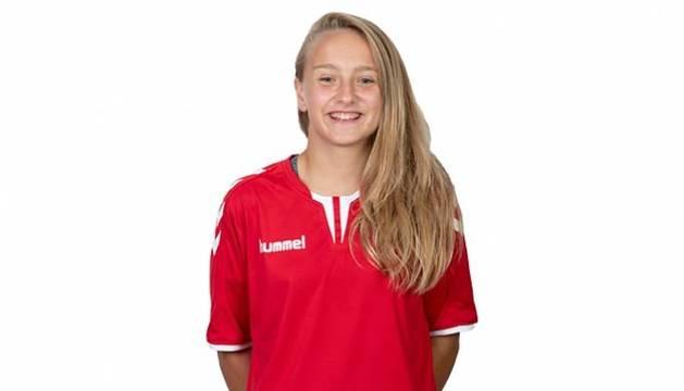 Karolina Sarasua estará con la selección sub 16 en el Torneo de Desarrollo de la UEFA