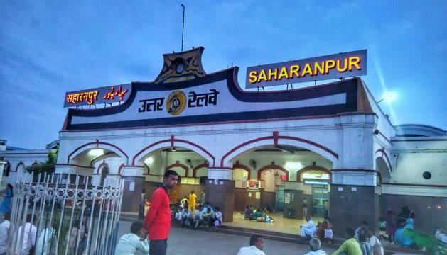 El distrito de Saharanpur, en el estado de Uttar Pradesh, es el más afectado.