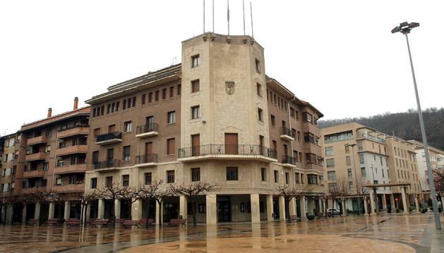 Foto del Ayuntamiento de Huarte.