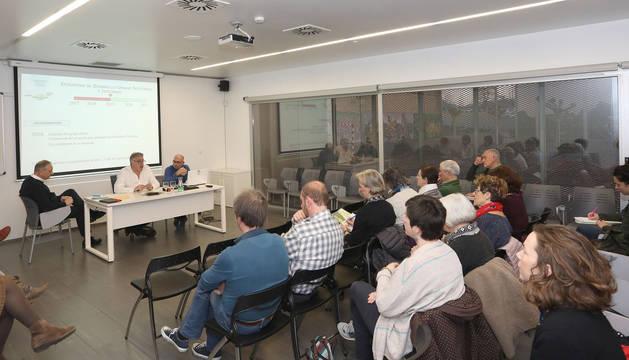 Inversiones por 1,1 millones en Azpilagaña, Milagrosa y Santa María la Real