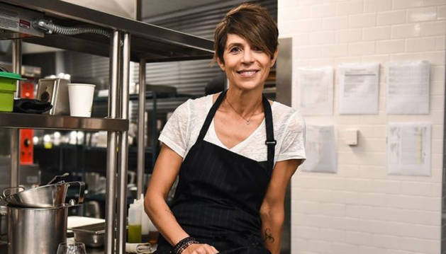 La chef francesa Dominique Crenn será la anfitriona del jurado del IV Basque Culinary World Prize.