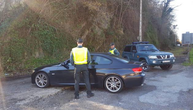 Foto de uno de los conductores identificados.
