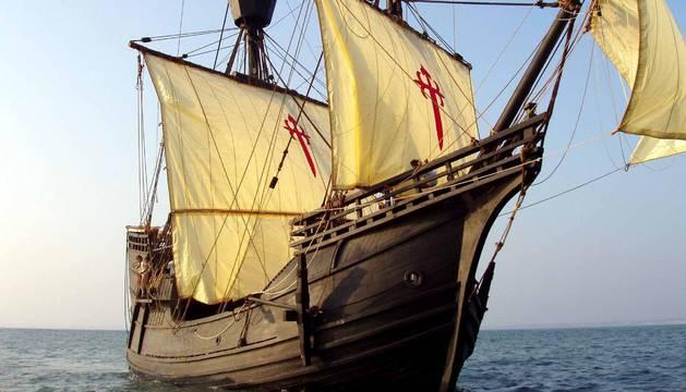 500 años de la primera vuelta al mundo, con tres navarros a bordo