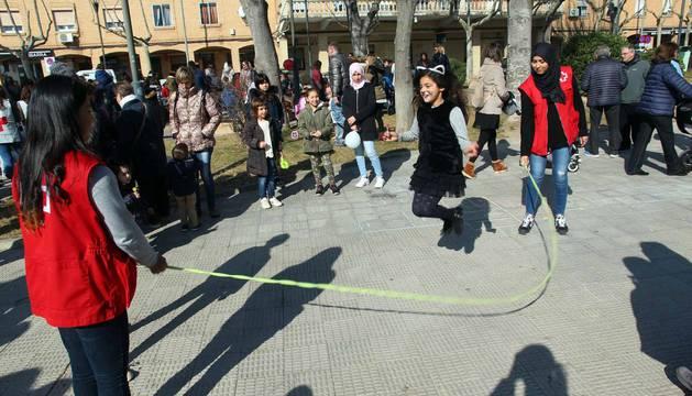 Día del Barrio de Lourdes de Tudela