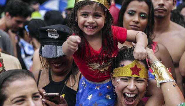 Venecia, Río de Janeiro, Praga, Niza... El mundo entero celebra Carnaval