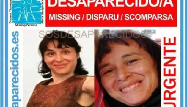 Hallada sana y salva la mujer de 39 años desaparecida desde el jueves en Madrid