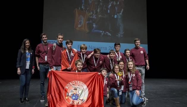 XI First Lego League en Navarra