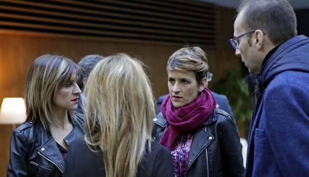 Los datos de la preinscripción escolar en Navarra causan malestar en la oposición