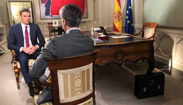 Sánchez rechaza especular sobre pactos pero no cierra la puerta a ninguno