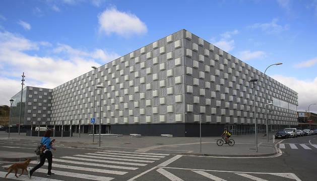 El Navarra Arena, que hasta ahora está albergando conciertos y diferentes espectáculos y exhibiciones, pero pocos eventos deportivos.