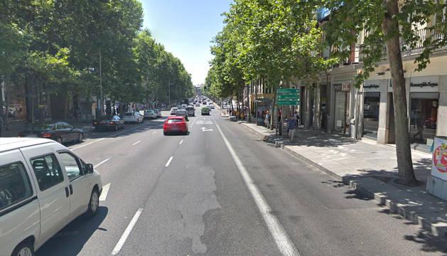 Detenidos 5 aluniceros que asaltaron locales de la 'milla de oro' de Madrid