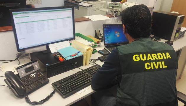 La operación 'PICOTA' ha sido llevada a cabo por la Guardia Civil.