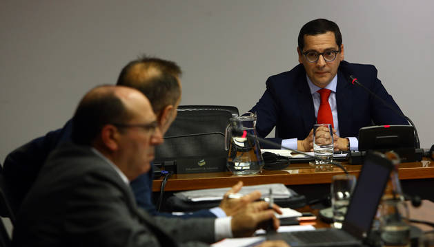 El administrador concursal de Davalor, Miguel Ángel Álvarez