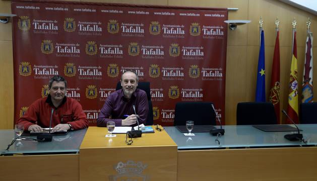 Pedro Leralta y Arturo Goldaracena presentaron la agenda.