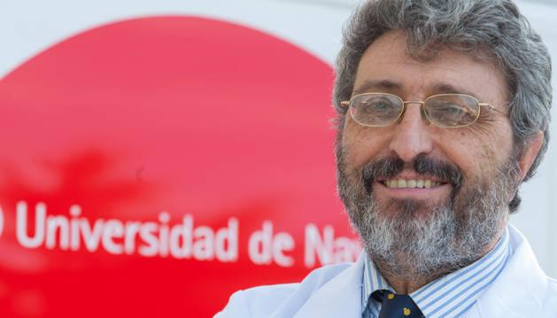 El profesor y catedrático de Nutrición de la Universidad de Navarra, Alfredo Martínez.