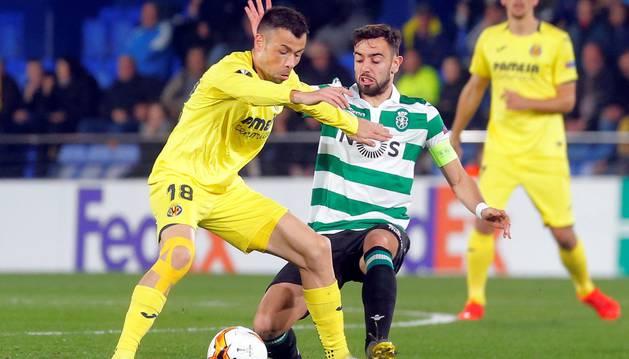 El Villarreal alcanza los octavos con más apuros de lo previsto