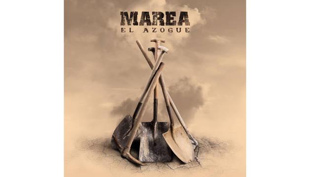 Portada dPortada del nuevo disco de Marea.el nuevo disco de Marea.