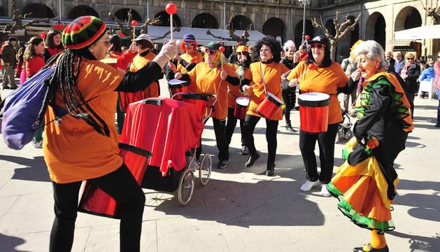 Tafalla propone un carnaval internacional que durará cuatro días