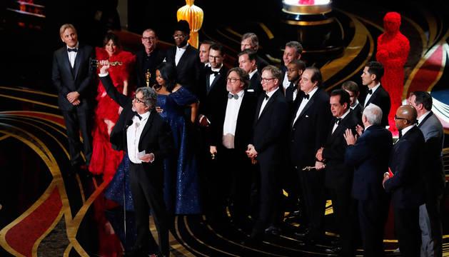 Green Book triunfa en los Oscar por encima de la Roma de Cuarón