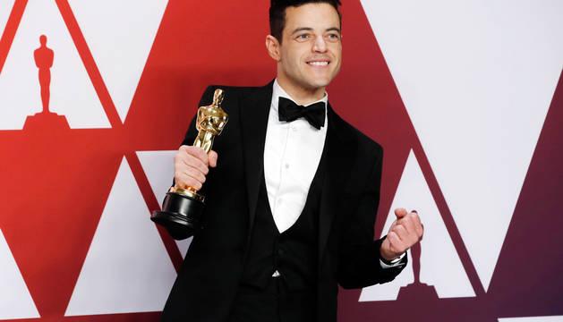 Rami Malek gana el Oscar a mejor actor por 'Bohemian Rhapsody'