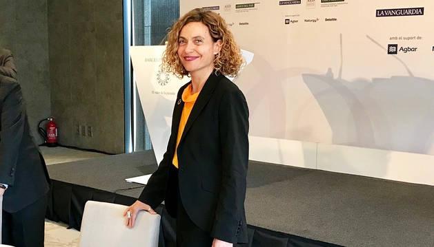 La ministra de Política Territorial y Administración Pública, Meritxell Batet.