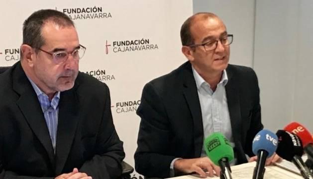 Javier Miranda y Javier Fernández.