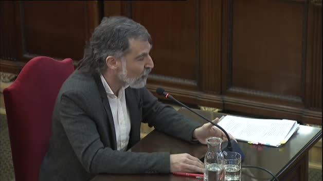 """Jordi Cuixart: """"Después de 500 días de cárcel mi prioridad no es salir de prisión"""""""
