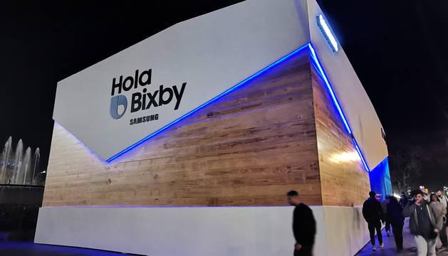 foto de Samsung ha presentado a Bixby, su asistente virtual en español en el MWC 2019