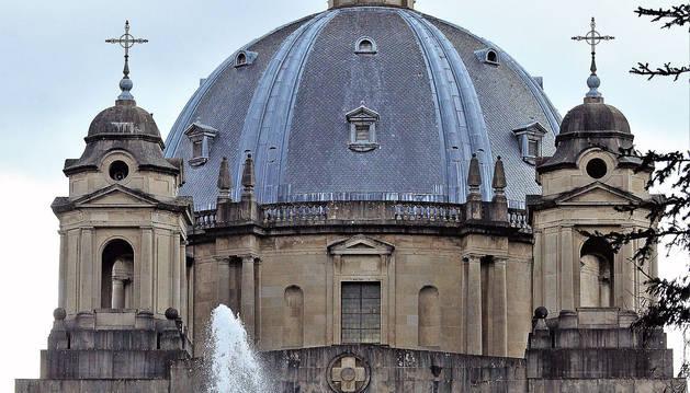 foto de Detalle de la cúpula del monumento a los Caídos.