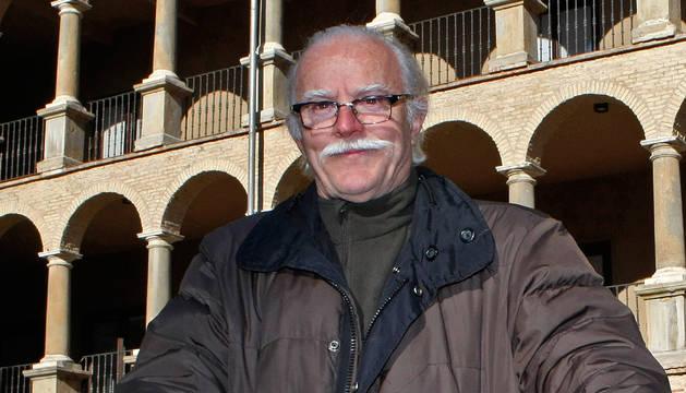 El compositor Koldo Pastor.