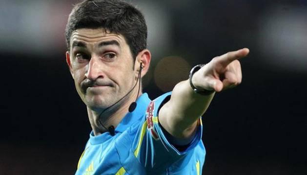 Undiano Mallenco sustituirá al lesionado Hernández Hernández en el Clásico