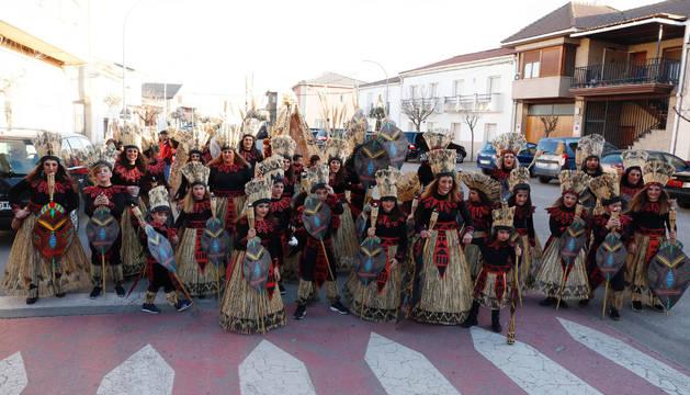 Carnaval de Ribaforada.