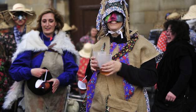 Fotos del carnaval de Olite