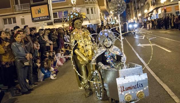 Carnavales en la Ribera