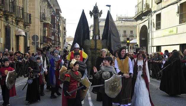 Carnaval en Tafalla 2019
