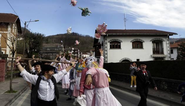 Carnavales en Navarra 2019
