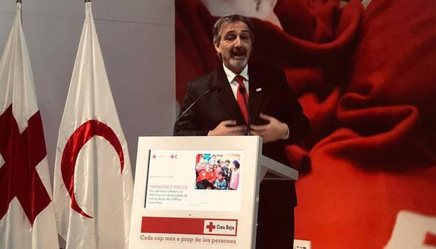 Presidente de Cruz Roja Internacional:
