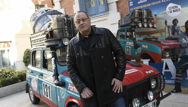 Jean Reno, uno de los actores franceses más reconocidos por sus papeles en cintas como