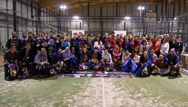 Sexmilo-Gabarrús y Zaratiegui-Sanz dominan el Circuito Diario de Navarra