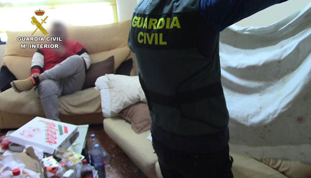 Desarticulada una red de extorsión y amenazas, con víctimas en Navarra