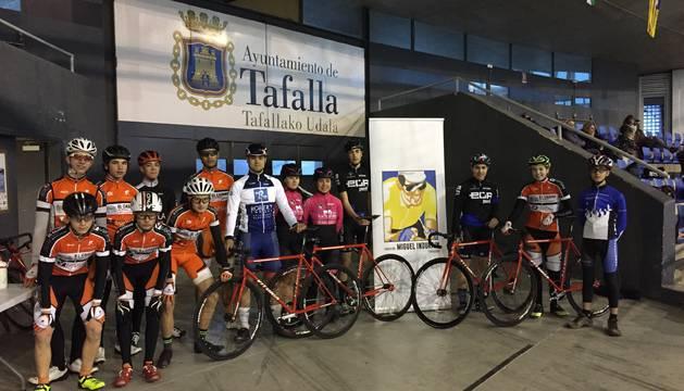 La Fundación Miguel Induráin destina 11 millones al ciclismo en pista navarro
