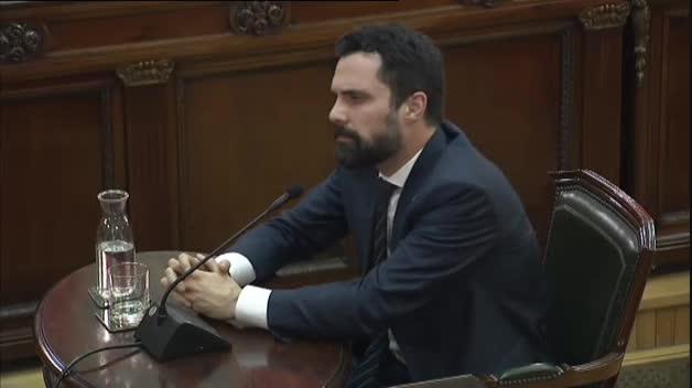 Bronca del juez Marchena a abogados de la defensa en el juicio del 'procés'