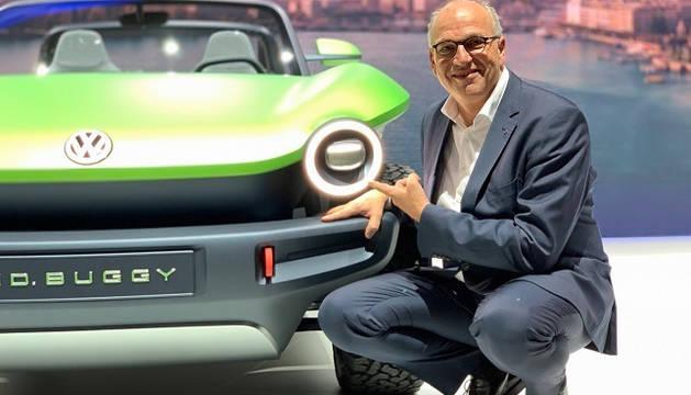El responsable de Ventas y Marketing de la marca Volkswagen, Jürgen Stackmann.