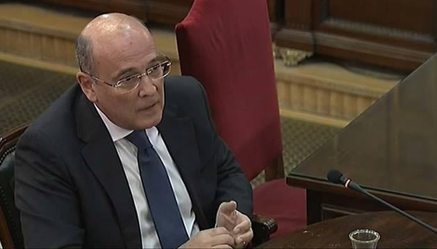 El jefe policial del 1-O acusa a los Mossos de traicionarles para garantizar el referéndum