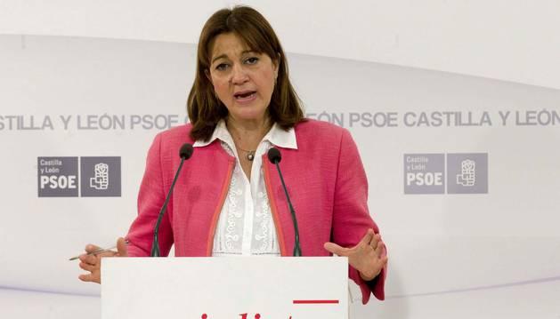 Soraya Rodríguez deja el PSOE con críticas a la postura del partido respecto a Cataluña