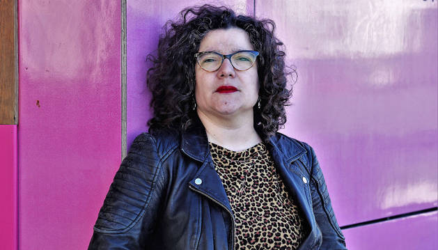 Foto de María Castejón Leorza colabora con varios medios de comunicación en cuestiones de cine, mujeres, género y feminismos.