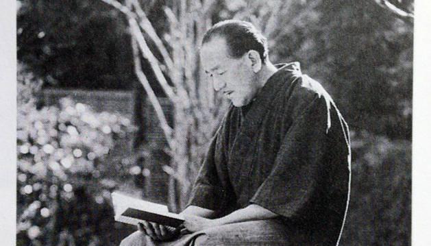 El cineasta japonés Yasujiro Ozu.